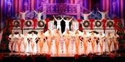 ¥5,880 -- 40%OFF 宙空に浮かぶ大劇場S席確約 Xmasミュージカルin渋谷