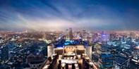 ¥376 -- 7折 曼谷悦榕庄5道式和牛铁板烧晚餐 于61层观赏居高缤纷夜景