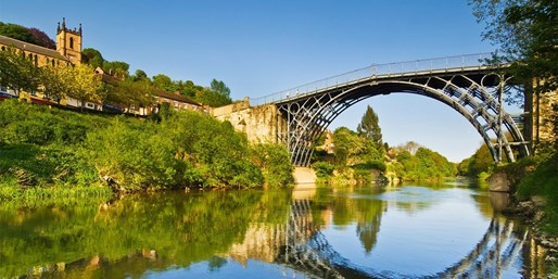 £15 -- Ironbridge Gorge Museums: Annual Entry, 33% Off