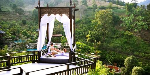 $229 -- Chiang Mai: Award-Winning 3-Nt Mountain View Retreat