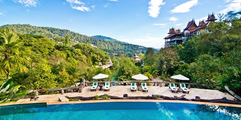 $329 -- 3 Nights at Awarded North Thailand Mountain Retreat