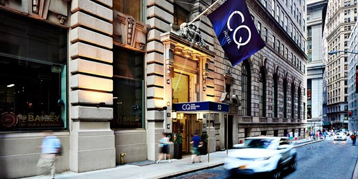 $188-$251 -- NYC: Fall Weekends at Wall Street Hotel