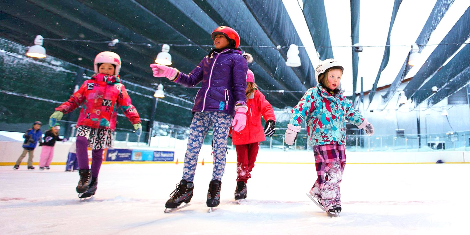 $14 -- Ice Skating for 2 in Breckenridge w/Rentals, Reg. $24