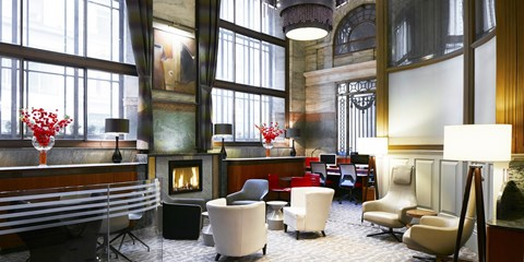 $148 -- Summer Weekends in London: 4-Star Hotel by St Paul's