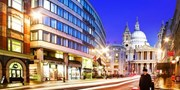 $95-$117 -- 4-Star Stay by London's St. Paul's Cathedral