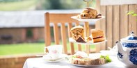 £22 -- Country Estate: Afternoon Tea & Bubbly for 2, Reg £35