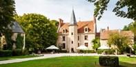 139€ -- Francia: noche y cena en romántico castillo, -43%