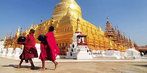 Dsd 2799€ -- Anticípate: viajazo 16 días a Myanmar en agosto