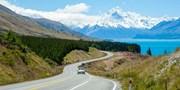 ¥9,999起 -- 新西兰9日自驾游 斯巴鲁四驱SUV!星级酒店 丰富活动 更有明星主播带队系列
