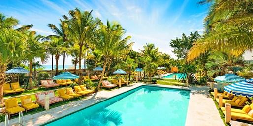 £146 -- Miami: 4-Star Beachfront Hotel, up to 32% Off