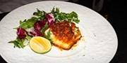 ¥398 -- 青口白虾多款海鲜不限量 高颜值意大利餐厅 LUCE 双人半自助晚餐 含野生鳕鱼澳牛肉眼