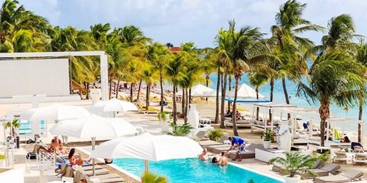1099 € -- Riesige Villa im Karibik-Paradies mit Flug, -667 €