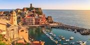 799 € -- Mittelmeer-Cruise zur besten Zeit mit Flug, -430 €