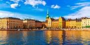 555 € -- 8-tägige Schweden-Rundreise zur besten Reisezeit