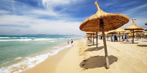 444 € -- Mallorca: Neues 5*-Hotel zur Mandelblüte & Flug