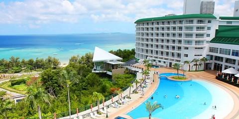 ¥31,800 -- ANA沖縄3・4日間同額 4つ星ホテル客室無料UP