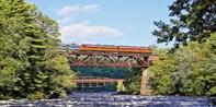 $12 -- Scenic Adirondack Historic Train Ride, Reg. $18
