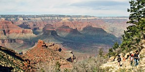 $61 & up -- Scenic Grand Canyon or Hoover Dam Tours