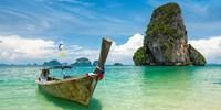$1065 -- For 2: 3-Nt Thailand Cruise w/Ocean Views, 50% Off