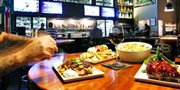 $35 -- Taps: Dinner or Lunch for 2 w/Drinks, Save 50%