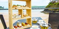 £25 -- Devon Hotel w/'Sublime Views': Afternoon Tea for 2