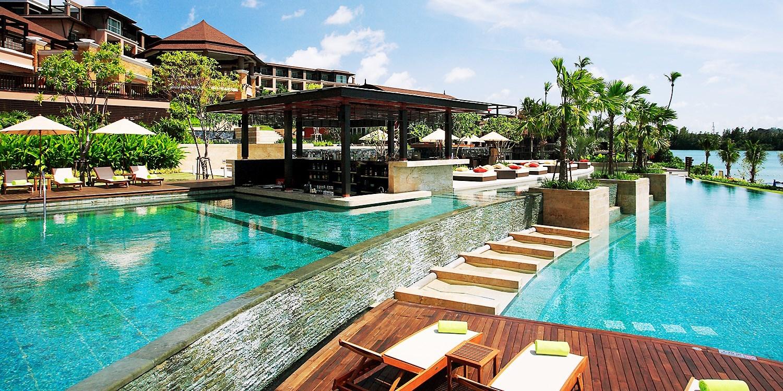 Travelzoo Deal: $829 -- 7-Nt. Luxe Radisson Phuket Getaway incl. High Season