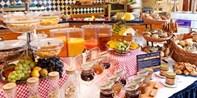9 € -- Tägliches Schlemmerfrühstück in Stralsund, -36%
