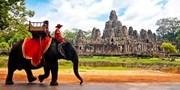 $649 & up -- Cambodia Mini Break at Top Hotel inc Flights