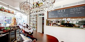 $69 -- 'Divine' French Dining for 2 in West Village