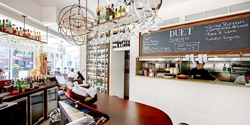 $59 -- 'Divine' French Dining for 2 in NYC's West Village