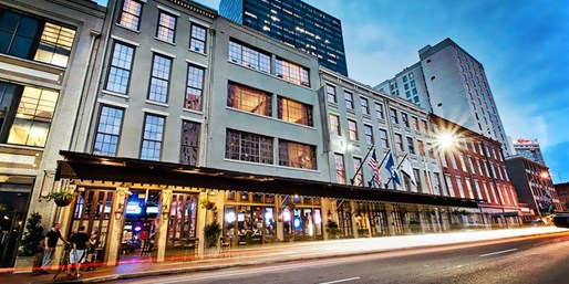 $137 & up -- New Orleans Hotel Near French Quarter, $100 Off