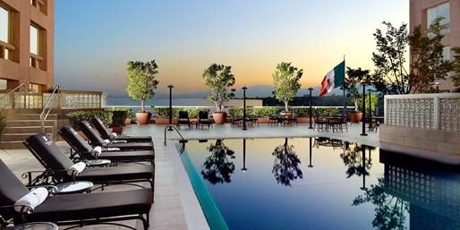 $149 -- Mexico City: Weekends at JW Marriott thru December
