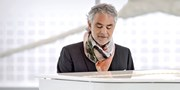 Andrea Bocelli at SAP Center: Free Seating Upgrade