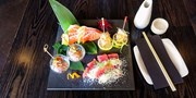 $45 -- 'Top' Sydney Japanese Dining for 2 w/Saké, Half Price
