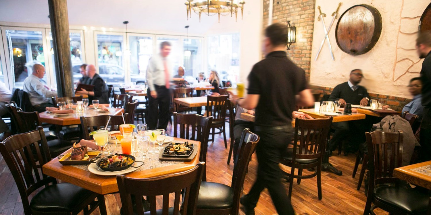 'Extraordinary' Spanish Brunch at West Village Landmark