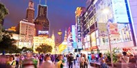 $1379 -- China 5-City Vacation from Montreal, Save $200