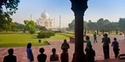 $2579 -- Rare Pair: India & China Holiday w/Air for 12 Nts.