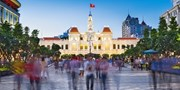 $1187 -- Vietnam Guided Land Tour w/4-Star Hotels, Save $685