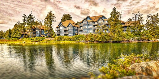 $95  -- Vancouver Island Storm-Watching Suite, Reg. $152