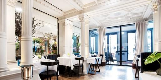 19 € -- Großes Sektfrühstück für zwei im edlen Café