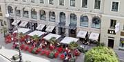14 € -- Cafe Luitpold: Eisbecher für 2 im Schokoladenpokal