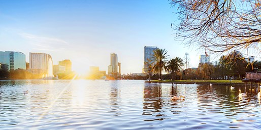$632 & up -- Orlando for a Week w/Air from 6 Cities