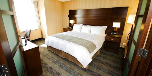 $129-$139 -- Downtown Winnipeg Hotel through Labour Day