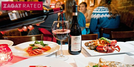 $25 -- 'Spot-On' Cozy Italian Dinner by Theater District