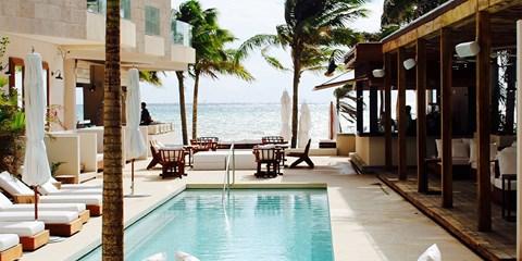 $229 -- Riviera Maya: 4.5-Star Hotel w/Credit, Save 55%