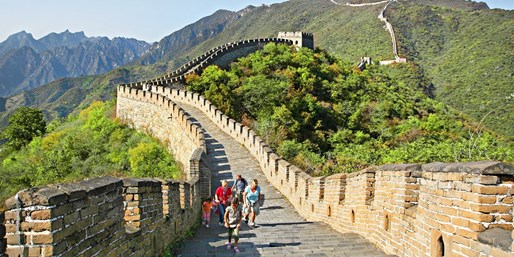 $649 -- China 5-City Escorted Vacation w/Air