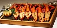 ¥598 -- 正宗意大利美味!外滩Velluto 双人五道式晚餐 含冰岛天龙虾+安格斯牛排