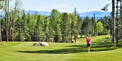$29 -- Golf Day on Quadra Island incl. Cart, Reg. $68