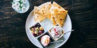 $49 -- Classic Greek Banquet for 2 in Glebe, 55% Off