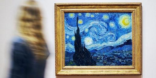 ¥138 -- 8 折 纽约MoMA美术馆门票 零距离欣赏梵高/马蒂斯/达利名作